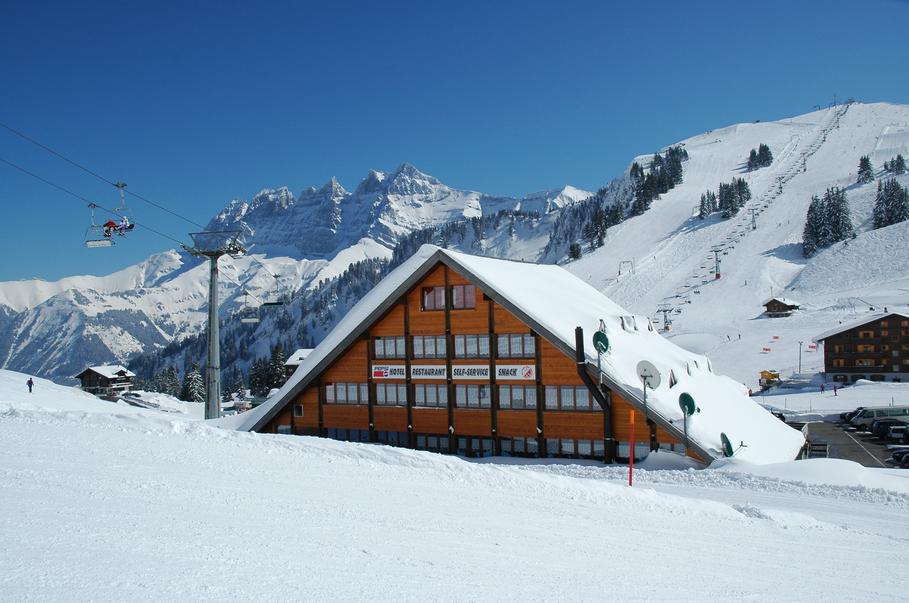Hôtel au coeur de la station de ski Les Portes Du Soleil
