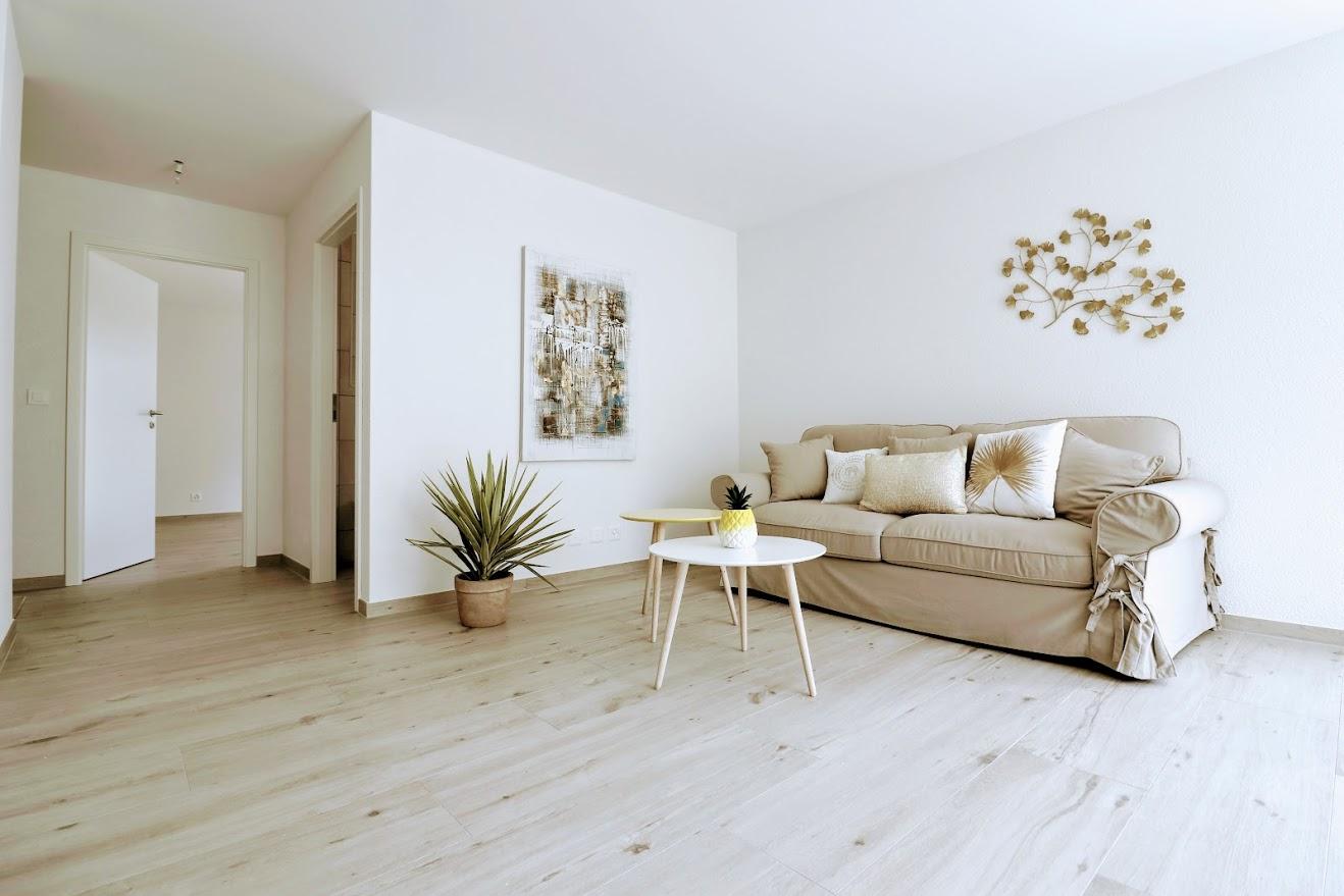 Nouvelle résidence à Saxon-Martigny